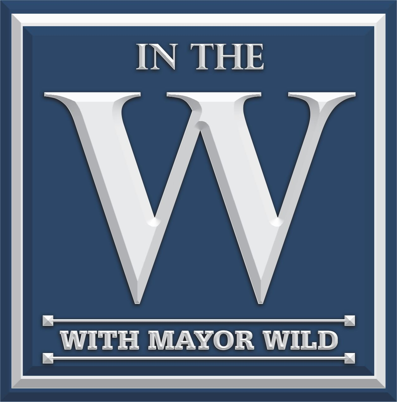 In the W WLND Show Logo