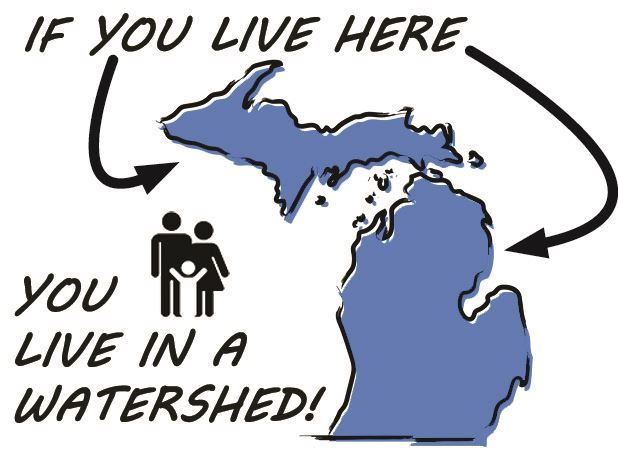 If You Live Here, You Live in a Watershed