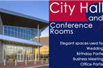 City Hall and Conference Rooms graphic